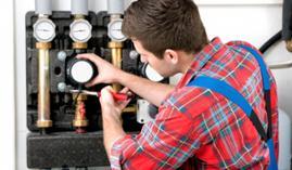 Instalador Calefacción Agua Caliente Sanitaria A distancia